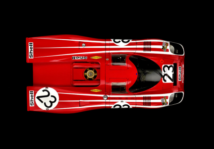 <h5>Porsche 917K Le Mans winner</h5>