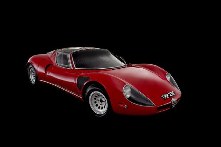 <h5>Alfa Romeo Stadale Tipo 33</h5>