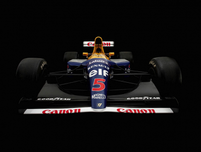 <h5>Williams FW14B</h5>