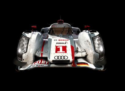 <h5>Audi R-18 E-tron Quattro Le Mans winner</h5>