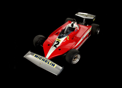 <h5>Ferrari 312T3</h5>