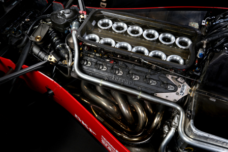 <h5>Ferrari V12 F1 engine</h5>
