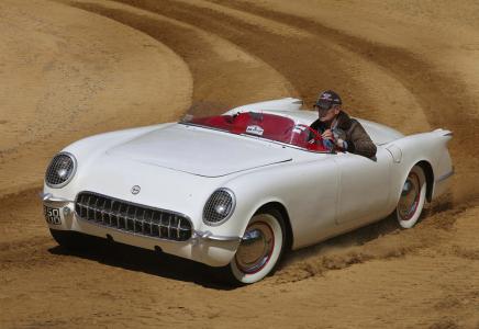 <h5>Corvette C1 slide</h5>