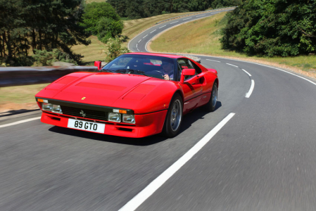 <h5>Ferrari 288GTO</h5>