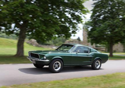 <h5>Bullitt Mustang</h5>