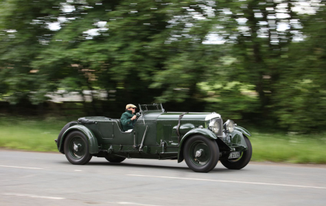 <h5>Bentley 8L at speed</h5>