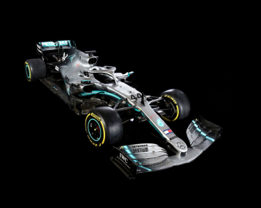 <h5>Mercedes 2019 F1 Champ winner</h5>