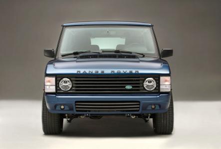 <h5>Range Rover Chieftan</h5>
