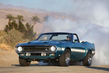 <h5>Mustang GT500</h5>