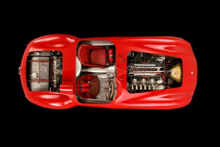 <h5>Maserati 300S</h5>