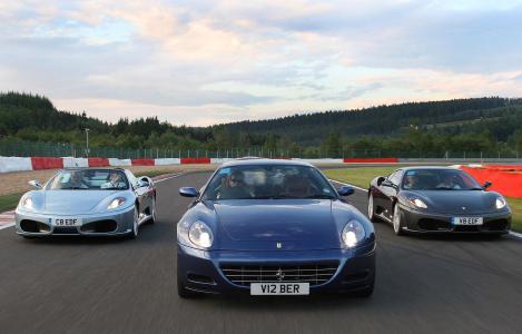 <h5>Ferrari at Spa</h5>