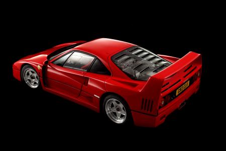 <h5>Ferrari F40</h5>