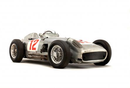 <h5>Mercedes W196 open wheel </h5>